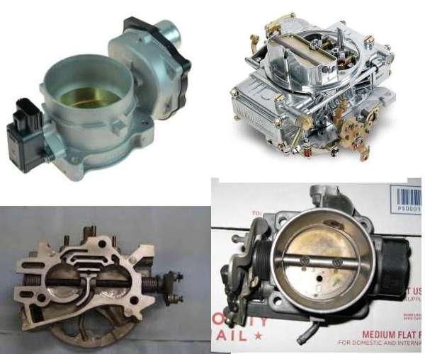 Throttle Body Samples